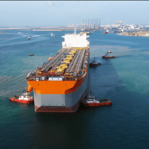 US$200 million in revenue from 1 FPSO by year end, 2 more vessels on the way
