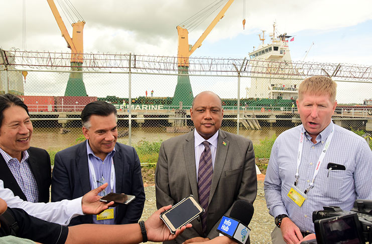 Lars Mangal Oil and Gas Guyana