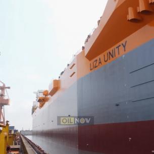 Liza Unity hull 85 percent complete