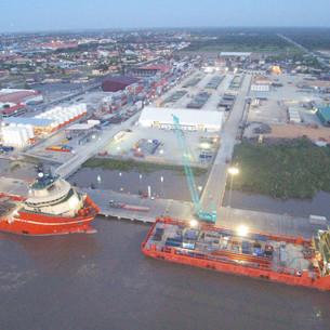 Guyana Shore Base eyeing expansion to double its capacity