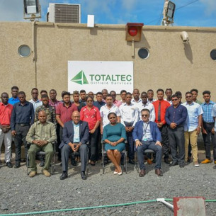 More Guyanese being trained and employed in O&G industry