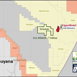 Total strikes provisional deal for offshore Guyana farm-in