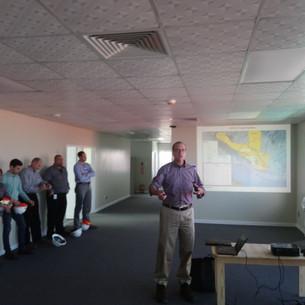 ExxonMobil visit GYSBI