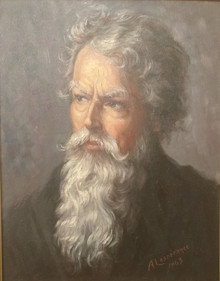Portrait vieillard