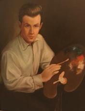 Autoportrait inachevé