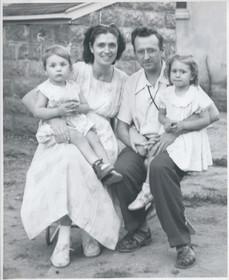 La famille avec le second enfant