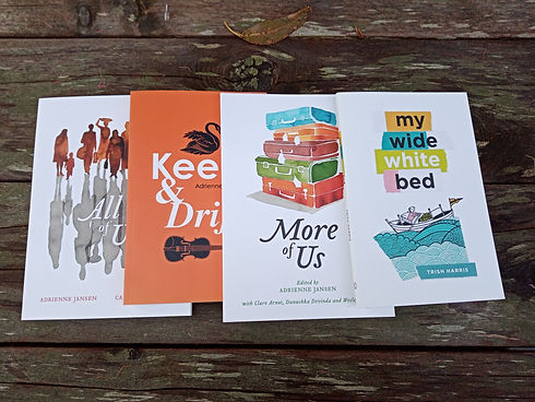 Books published by Landing Press