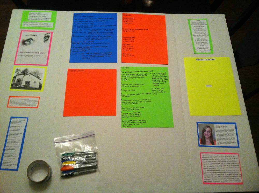 Working on my board!