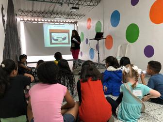 Roxana Teaching