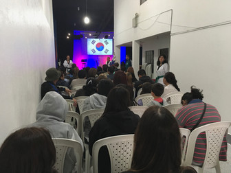 Taekwondo Classes, Bogotá