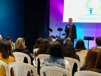 Felipe, Apprentice Pastor