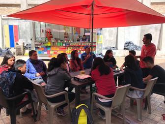 Youth Activity, Bogotá