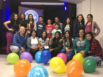 Youth Group, Bogotá