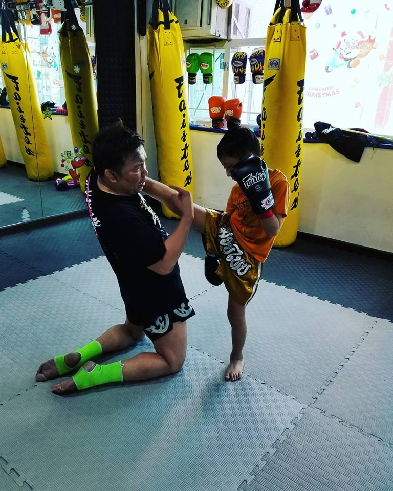 Muay Thai Kids Program