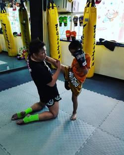 Muay Thai Kids Program