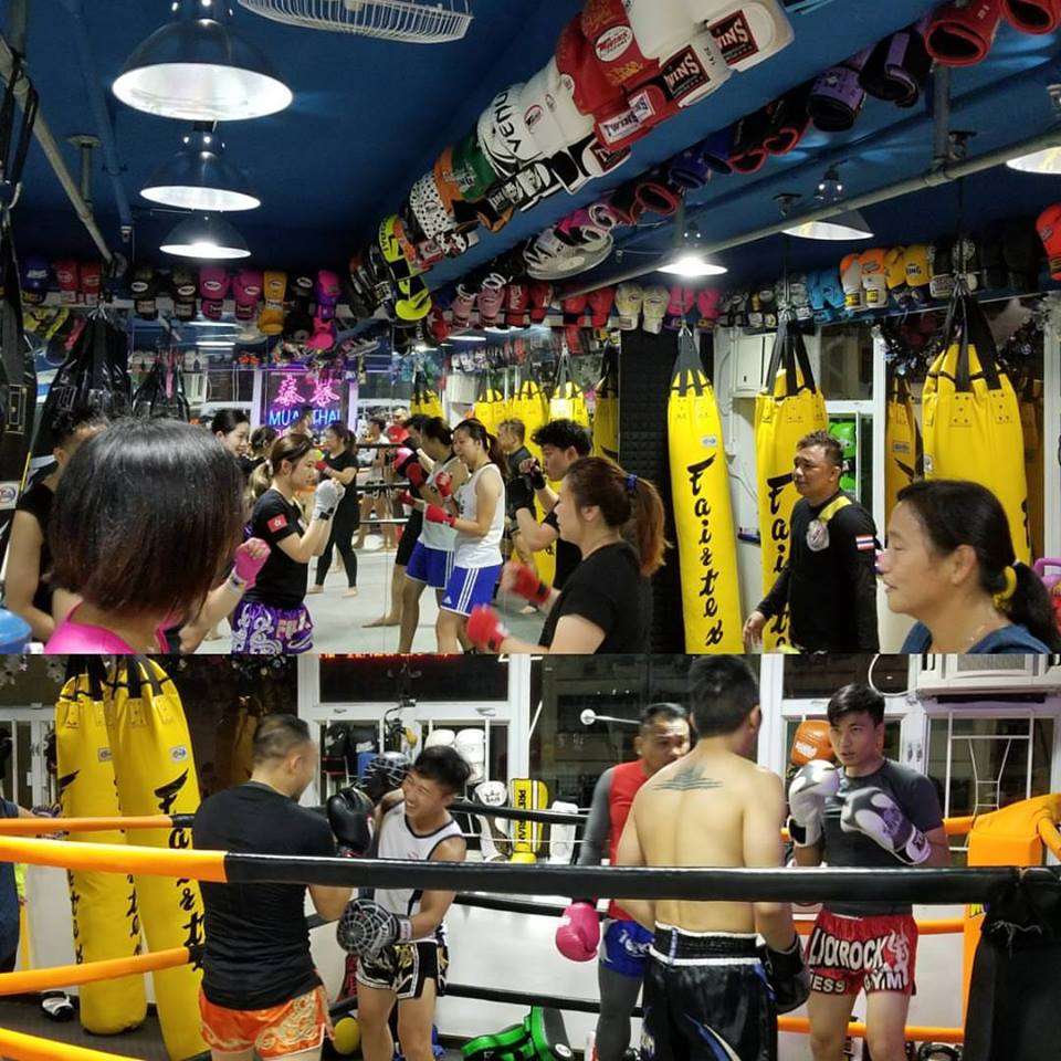 Muay Thai Group Class