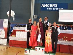 Angers 30.04.2019 Podium