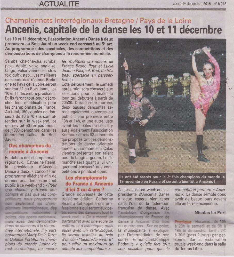 Echo d'Ancenis 1.12.2016 Championnats 2016_edited