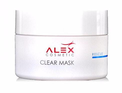 Alex Cosmetics Clear Mask
