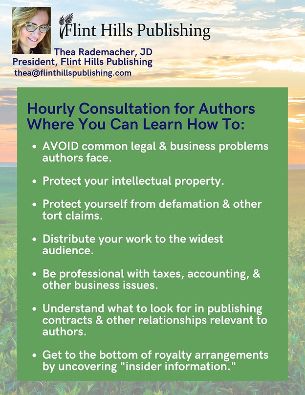 Flint Hills Publishing Consulting Info.j