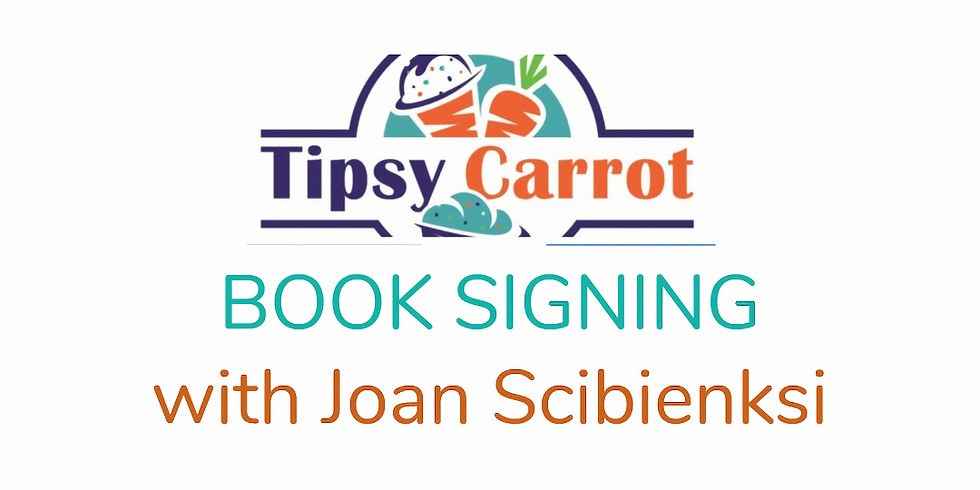 Book Signing with Joan Scibienski