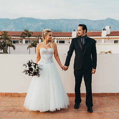 Molly + Esteban Wedding