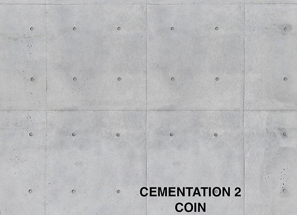 Cementation 2 - Colour Coin