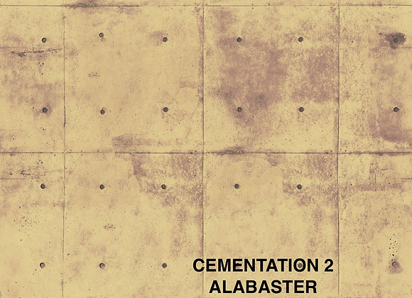 Cementation 2 - Colour Alabaster