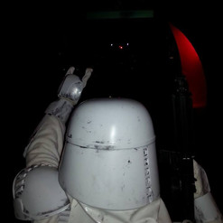 snowtrooper rockin out to Autumn Tribe X