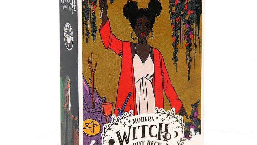 Modern Witch Tarot Card Deck