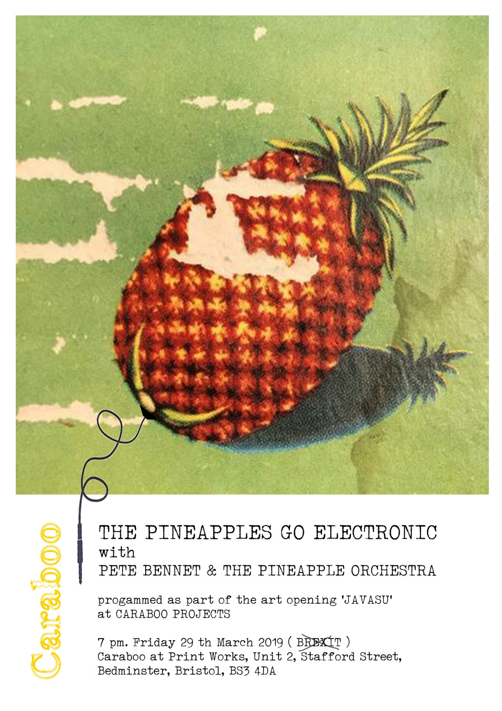 The Pineapples go Electronic