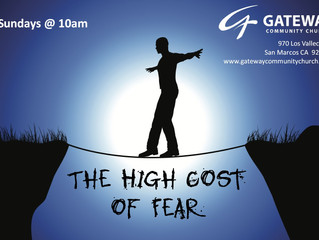 The High Cost of Fear