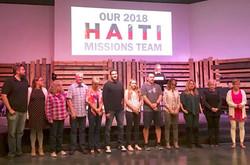 Haiti Mission Team