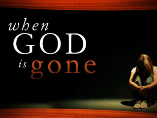 When God is Gone Part 2