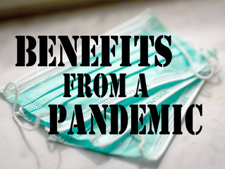 Benefits From A Pandemic