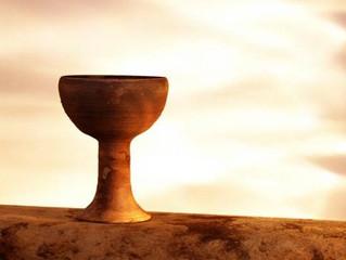 Communion this Sunday