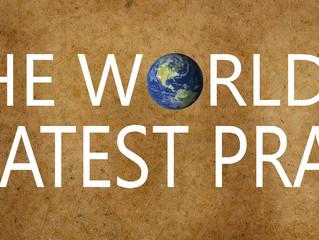 The World's Greatest Prayer