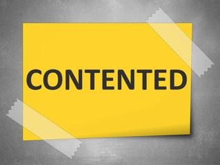 Contented