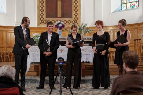 Concert de Beslé-sur-Vilaine