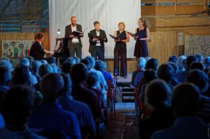 L'Ensemble Sottovoce à Ploemel