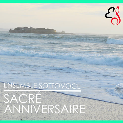 """Sacred Anniversary"" disc"