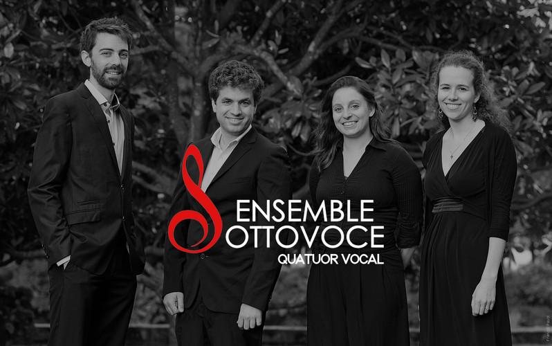 Ensemble Sottovoce (quatuor, N&B)