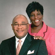 Bishop and First Lady Sutton