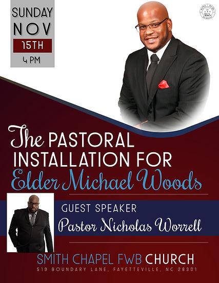 Copy of Pastoral Anniversary    Celebrat