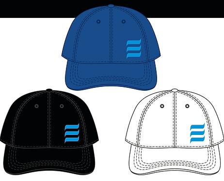 Hero E Wave Logo Hat