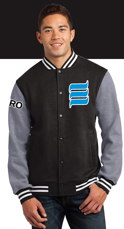 Hero Letterman Jacket