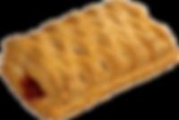 слойка с начинкой