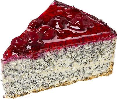 десерт с маково начинкой