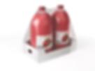 сок в бутылках 5 л