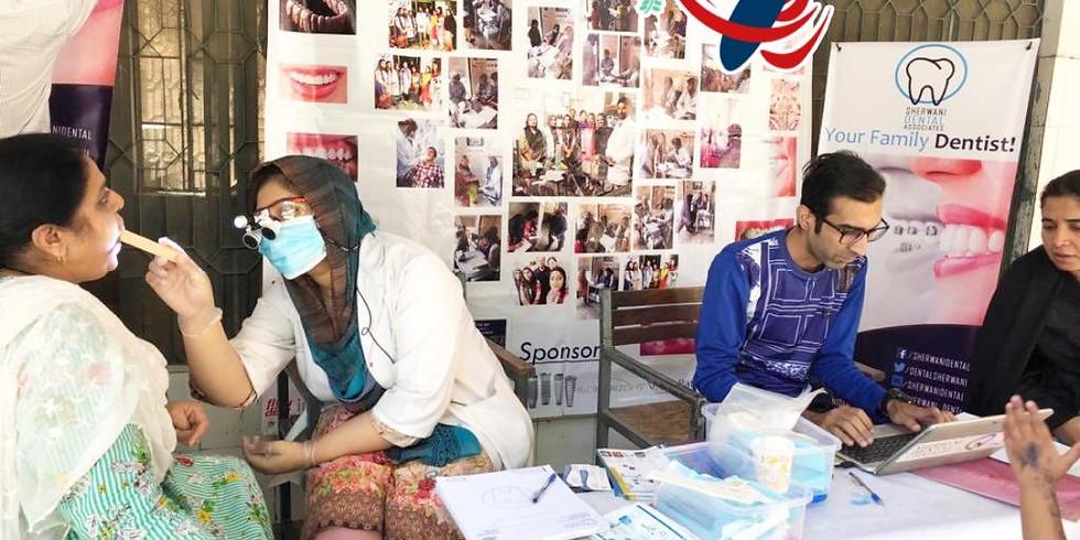 Dental Camps at Schools